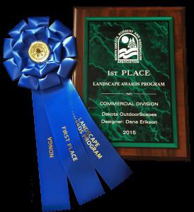 NDNGA 2015 Award